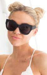 Quay - Nala sunglasses in black