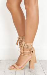 Billini - Bally in sand suede
