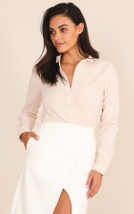 CEO Shirt in Blush