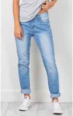 Cindy jeans in light wash denim