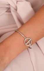 Gabriele bracelet in silver
