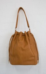 Sunday Markets Bag in Tan