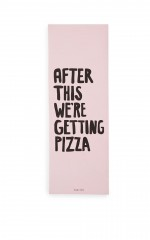 Ban.do - Exercise Mat After This Pizza
