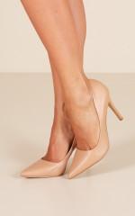 Verali - Harold Heels in nude smooth