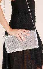 Wild Ones bag in silver