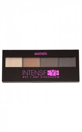 Australis - Quad Eyeshadow in chocablock