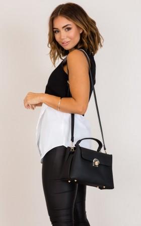 Ingenious Bag in black