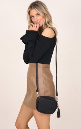 Greystanes bag in black