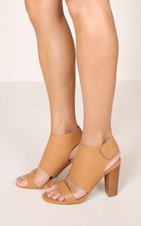 Verali - Illka in tan smooth