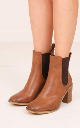 Therapy Shoes - Kansas in brown