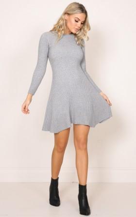 Long Sleeves  Winter  Dress