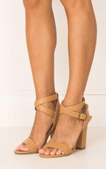 Verali - Caitlyn in tan smooth
