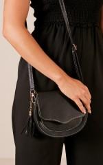 Amsterdam bag in black