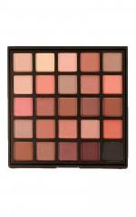 Deluxe Eyeshadow Palette in neutral bronze