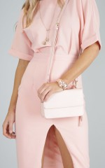 Fast Paced bag in blush