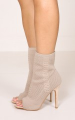 Billini - Fame in beige knit