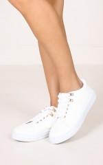 Qupid - Reba in white