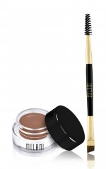 Milani - Stay Put Brow Pomade in soft brown