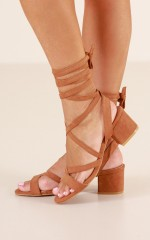 Billini - Taylor in tan suede
