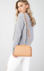 My Perogative bag in tan