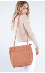 Kickstart bag in tan