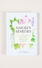 Natures Remedies book