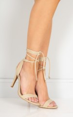 Billini- Othello in nude nubuck