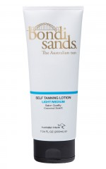 Bondi Sands - Self Tanning Lotion in light to medium - 200 ml