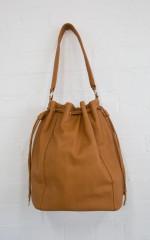 Sunday Markets Bag in Tan