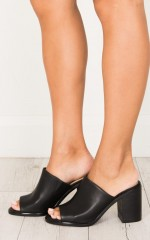 Therapy Shoes - Valeta in Black