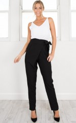 Boundless Pants in black