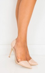 Verali - Hex in nude patent