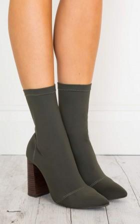 Therapy Shoes - Saxon in khaki