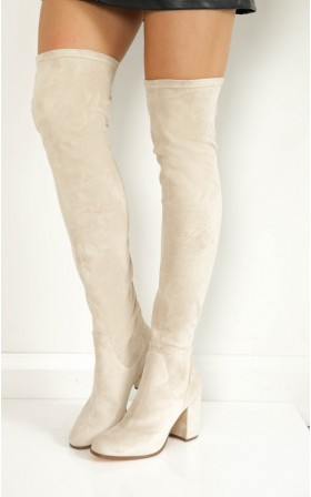 Therapy Shoes - Hanover in natural micro