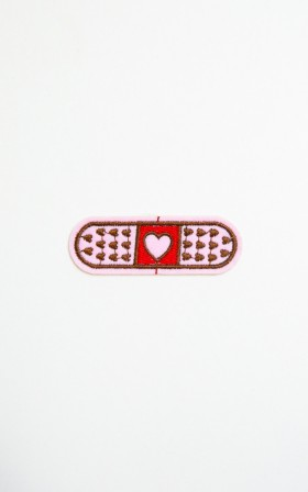 Bandaid Please patch in pink