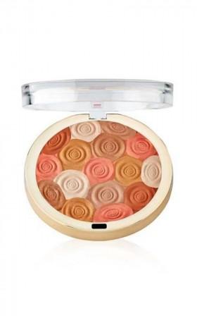 Milani - Illuminating Face Powder in amber nectar