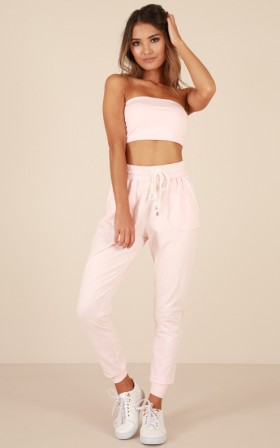 Made For This Pant in Blush