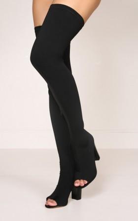 Billini - Sienna in black lycra