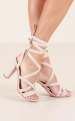 Billini - Baku Heels in nude micro