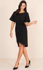 Benchmark Dress in Black