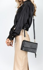 Fast Paced bag in black