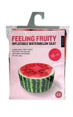 Feeling Fruity - Inflatable Watermelon Seat