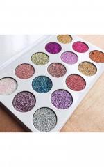 Rainbow Unicorn Glitter Palette