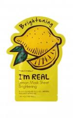 Tony Moly - Brightening Lemon Face Mask