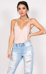 Lover Lover Top in nude