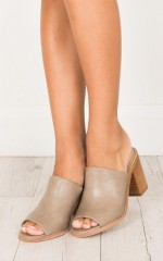 Therapy Shoes - Valeta in taupe