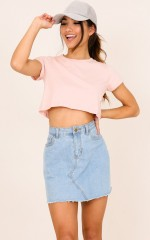 Rare Hearts Top in Blush