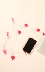 What Lovers Do 1m USB charging cable