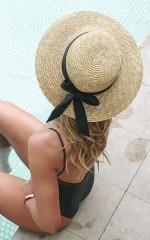 Sail Away hat in natural
