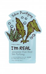 Tony Moly - Skin Purifying Seaweed Face Mask